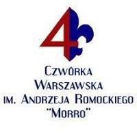 """4 WDH-y """"Wyspa"""" im. Andrzeja Romockiego """"Morro"""""""
