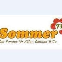 Sommer 73 - Der Fundus für Käfer, Camper & Co.