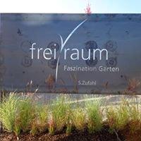 Freiraum- Faszination Garten