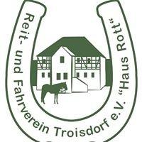 """Reit- und Fahrverein Troisdorf e. V. """"Haus Rott"""""""