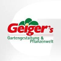 Geiger's Gartengestaltung und Pflanzenwelt