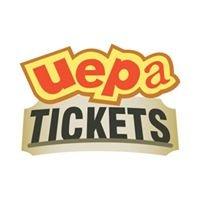 Uepa Tickets