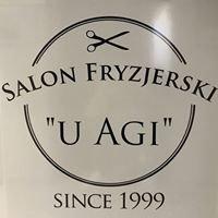 """Salon Fryzjerski """"U Agi"""""""
