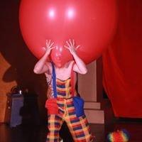 Clown und Zauberer LIAR