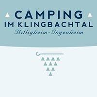 Camping im Klingbachtal