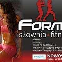 Forma siłownia i fitness
