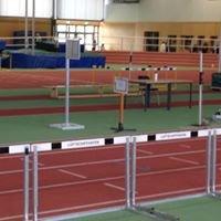 Sportmehrzweckhalle im Sportpark Luftschiffhafen