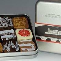 Schmelzpunkt Schokolade & Eiskrem