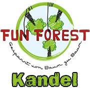 Fun Forest AbenteuerPark Kandel