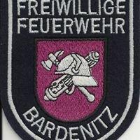 Feuerwehr Bardenitz