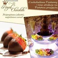 Royal Chocolate.pl - Fontanny Czekoladowe