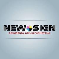 New Sign - drukarnia wielkoformatowa i oklejanie samochodów