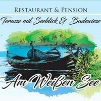 """Restaurant & Pension """"Am Weißen See"""""""