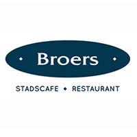 Broers stadscafé-restaurant