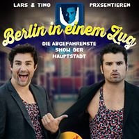 Berlin in einem Zug - die abgefahrenste Show der Hauptstadt