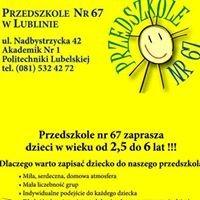 Przedszkole Nr.67 Lublin