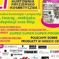 """Hurtownia Fryzjersko - Kosmetyczna """"Zeli"""""""
