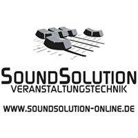 Soundsolution Veranstaltungstechnik