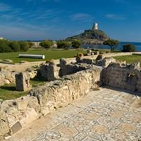 Nora zona archeologica