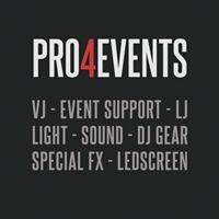 Pro4events