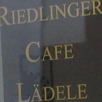 Riedlinger Cafe  Lädele