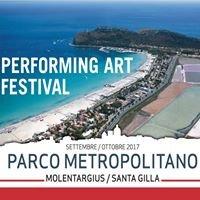 Performing Art Festival - La città del Sale