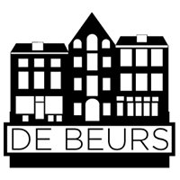 Café De Beurs by Night