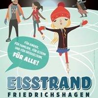 Eisbahn Friedrichshagen - Der Eisstrand Im Seebad