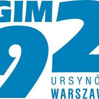 Gim 92 - nasze gimnazjum