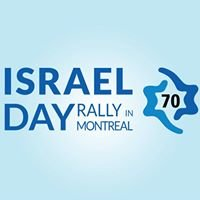 Israel Day Rally in Montreal