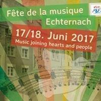 Fête de la musique Echternach asbl