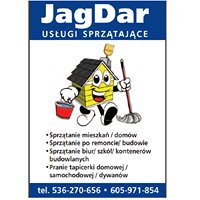 JagDar usługi sprzątające