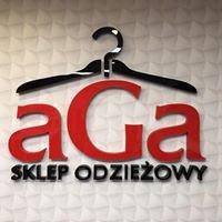 """Sklep odzieżowy """"aGa"""""""