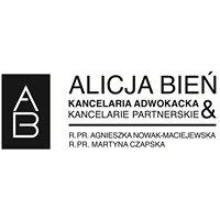 Kancelaria Adwokacka Alicja Bień