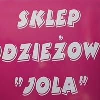 Sklep odzieżowy ''Jola''