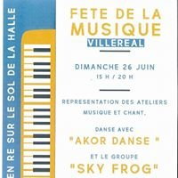 Féte de la Musique-Villeréal