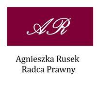 Radca Prawny Agnieszka Rusek