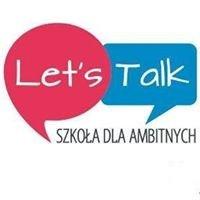 Let's talk Szkoła Języków Obcych