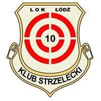 """Klub Strzelecki """"Dziesiątka"""" LOK"""