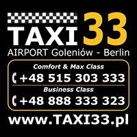 Taxi 33 Airport Poznań-Szczecin-Goleniów