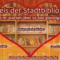 Freundeskreis der Stadtbücherei Solingen