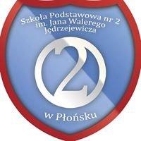 Szkoła Podstawowa nr 2 im. Jana Walerego Jędrzejewicza w Płońsku