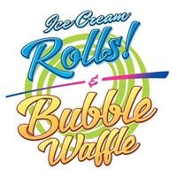 Ice Cream Rolls & Bubble Waffle