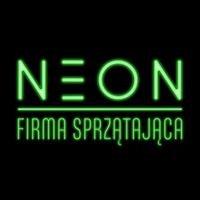 NEON  Firma sprzątająca