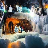 Žive jaslice v ledu Mojstrana