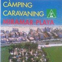 Camping Miramar Playa