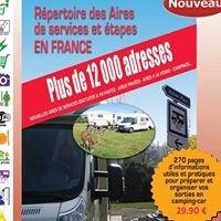 12000 aires de services pour les camping-caristes