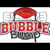 Bubble bump lens