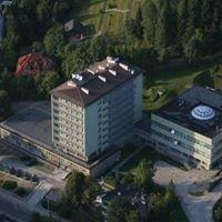 Centrum Wypoczynku i Rehabilitacji Silesia Krynica - dawny Damis