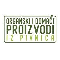 Organski i domaći proizvodi iz Pivnica